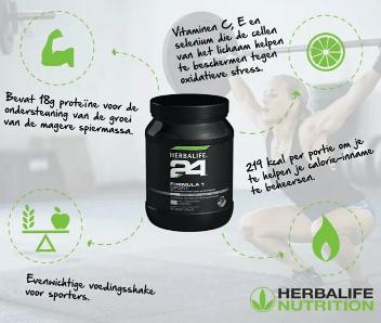 nutrivida - herbalife shakes